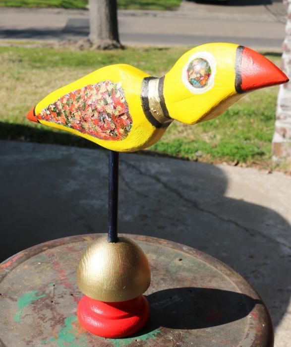 Big Yellow Bird