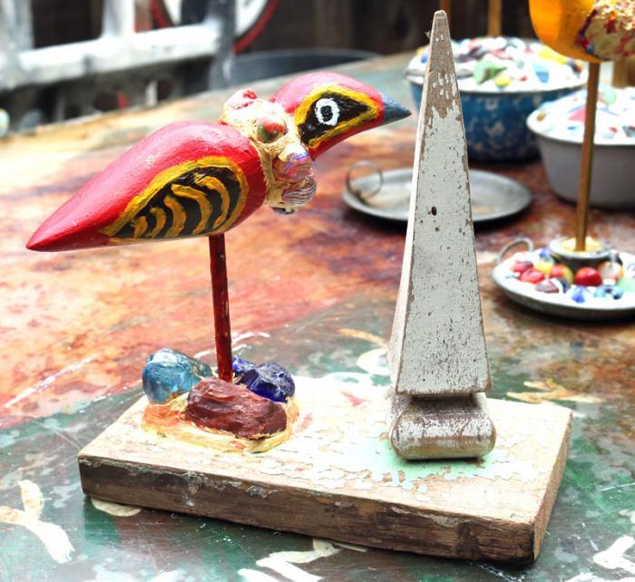 Cute Different Bird