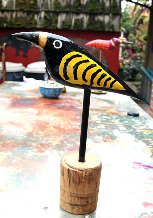 Soledad's Crow