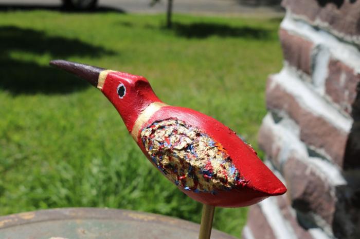 Barbara's Bird