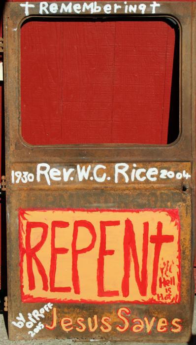 Remembering Rev. W. C. Rice