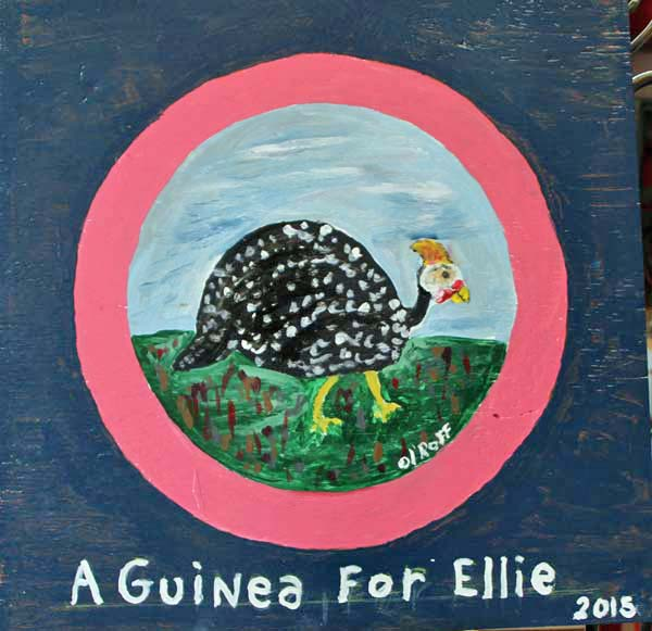 A Guinea for Ellie